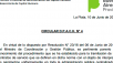 Circular n° 4 de la Dirección Provincial de Administración del Capital Humano